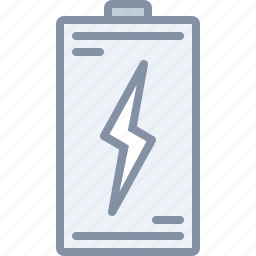 battery, charge, electric, electricity, energy, power, technology icon