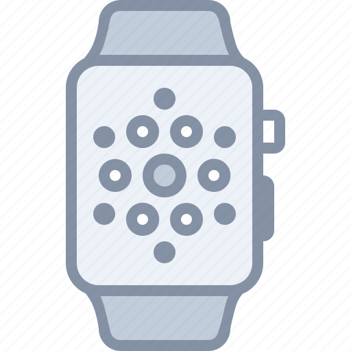 app, apple, smartwatch, technology, watch icon