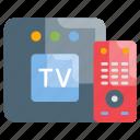 box, smart, technology, transparent, tv