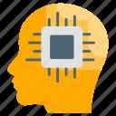 artificial, brain, circuit, intelligence, neuron