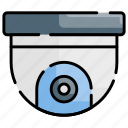 camera, cctv, control, security, technology