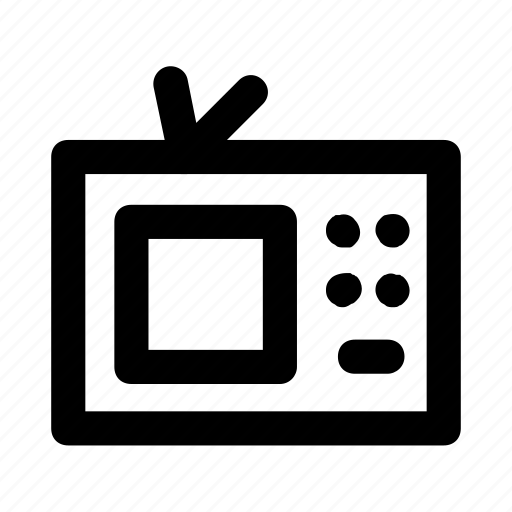 device, display, gadget, screen, tv icon