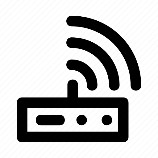 modem, router, rss, signal, wifi icon
