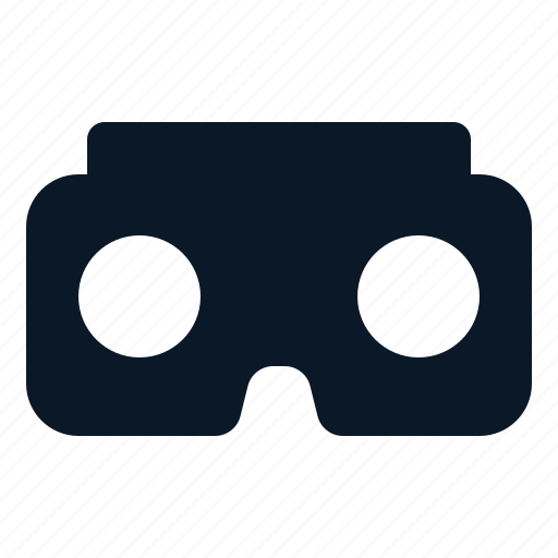 Device, vr, google, technology icon