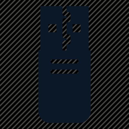 flashdrive, stick, storage, usb icon