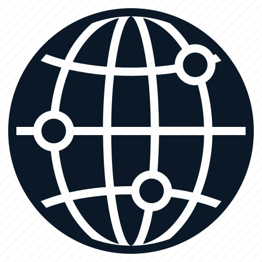 connection, internet, network, technology icon