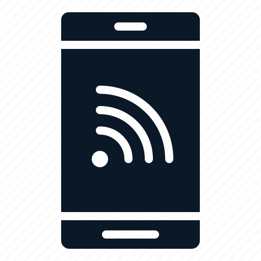 Phone, conectifity, wifi, technology, network icon