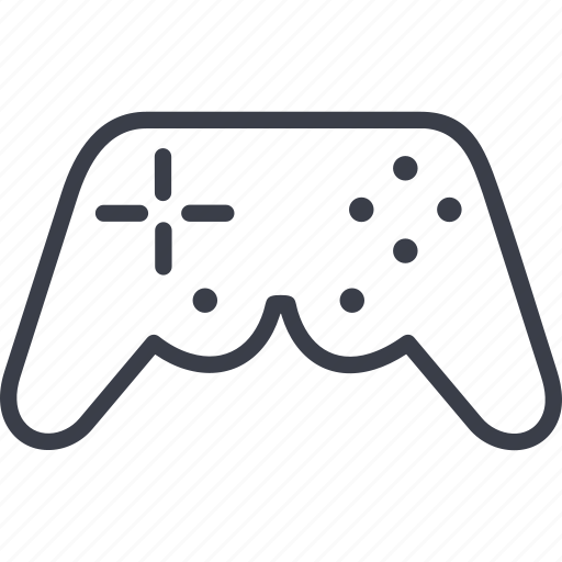 computer, device, game, joystick, play, technology icon