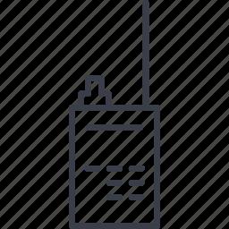 communication, device, radio, technology icon
