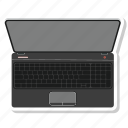 computer, laptop, macair, screen icon