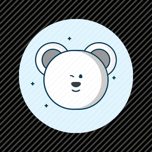 emoji, emoticon, emoticons, face, smiley, wink icon