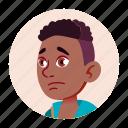 arab, avatar, boy, emotion, expression, school, teen icon