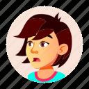 asian, avatar, china, girl, japan, teen, university icon