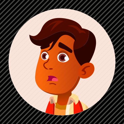 avatar, boy, expression, hindu, indian, people, teen icon