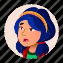 asian, avatar, china, girl, japan, school, teen icon