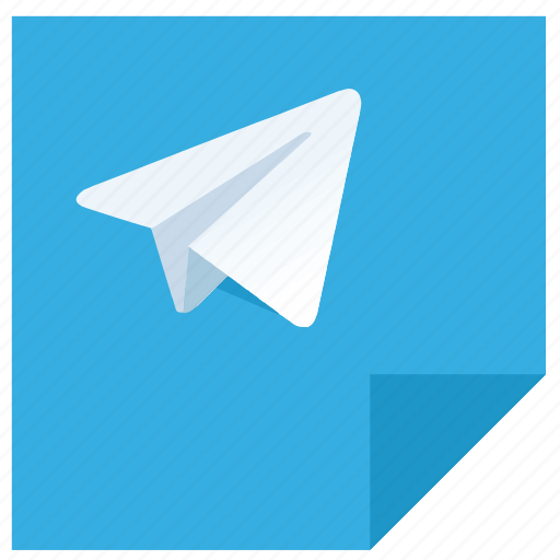 file, install, telegram, ui icon