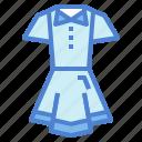 dress, suit, tennis, women
