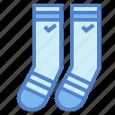 clothes, feet, foot, socks
