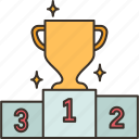 championship, trophy, tournament, winner, victory