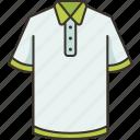 shirt, polo, tennis, clothing, sportswear