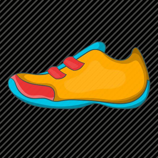 cartoon, footwear, shoe, sign, sneakers, sport, tennis icon