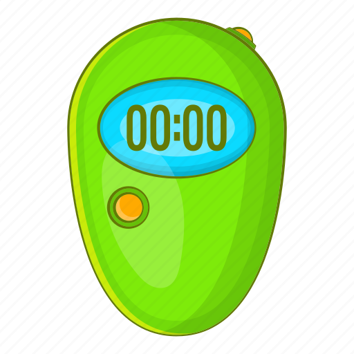 Cartoon, minute, second, sign, stopwatch, timer, watch icon - Download on Iconfinder