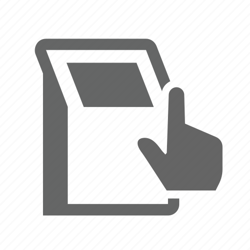 computer, kiosk, liquid-crystal, machinery, screen, terminal, touch icon