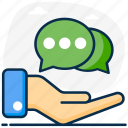 counsel, recommendations, advice, guidance, instruction icon
