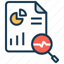 analytics, dashboard, data, file, graph, report, reporting