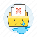 doc, error, explorer, failed, folder, folders, found, not, office, search, smiley, text