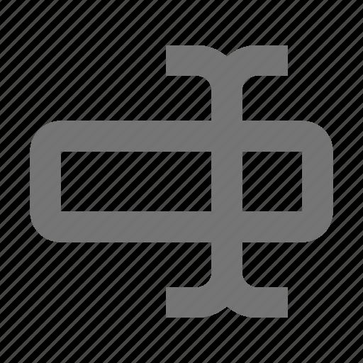 input, text icon
