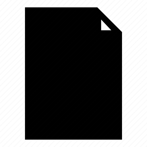blank, document, paper, sheet, template icon