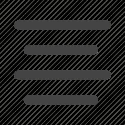 alignment, center, center text, paragraph, text align, text center icon
