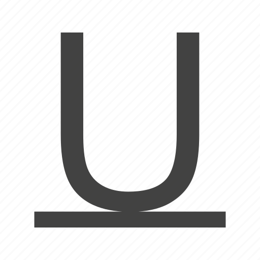 color, line, shape, stroke, underline, word icon
