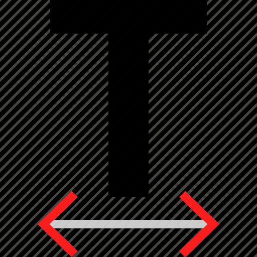 arrow, expand, fat icon