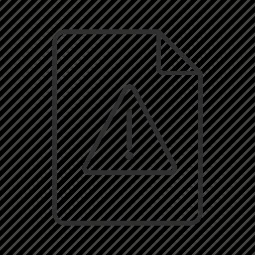 corrupt, corrupt document, corrupt file, corrupt file icon, corrupt format, corrupt icon, destruct icon