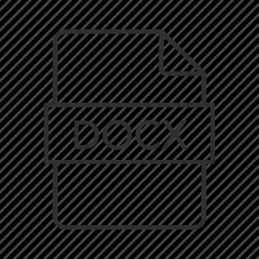 docx, docx document, docx file icon, docx format, docx format document file, docx icon, microsoft word open xml document icon