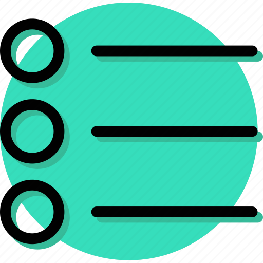 Align, contact, mail, massage, text, type, list icon - Download on Iconfinder