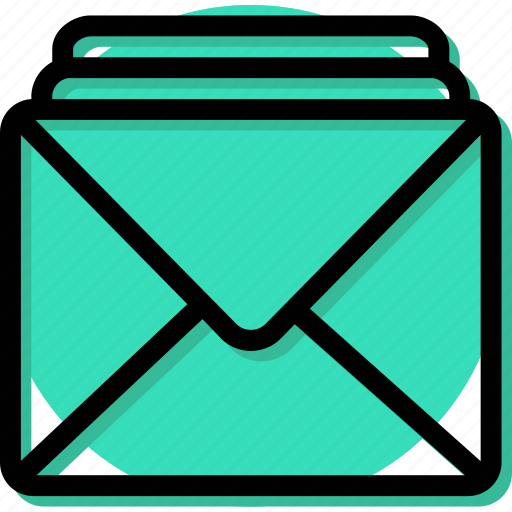 Align, contact, mail, massage, text, type, envelope icon - Download on Iconfinder