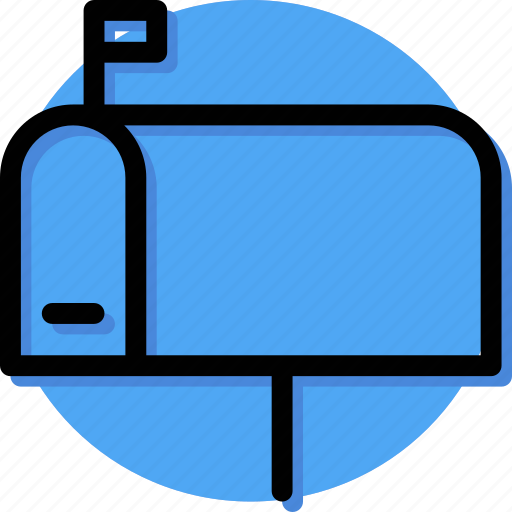 Align, contact, mail, massage, text, type, mailbox icon - Download on Iconfinder