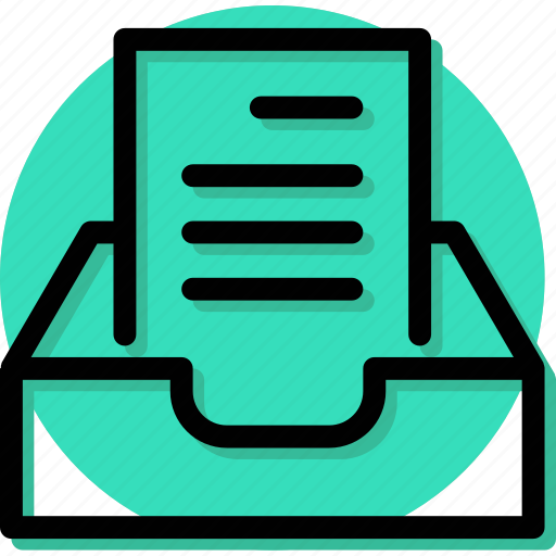 Align, contact, mail, massage, text, type, inbox icon - Download on Iconfinder