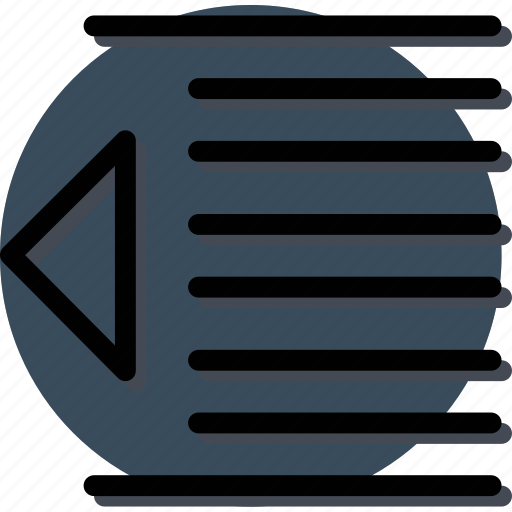 Align, contact, mail, massage, text, type, left indentation icon - Download on Iconfinder