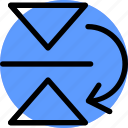 contact, direction, keyboard, mail, navigation, text, mirror horizontally