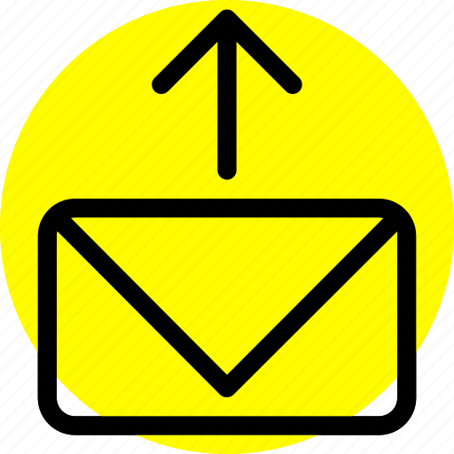 Contact, direction, keyboard, mail, navigation, text, outbox icon - Download on Iconfinder