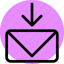 contact, direction, mail, navigation, text, e mail envelope, in