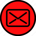 contact, direction, keyboard, mail, navigation, text, envelope