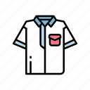clothes, fashion, shirt icon