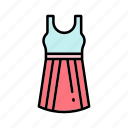 clothes, clothing, dress, fashion, instagram, textile icon