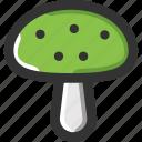 mushroomfood, amanita, mushroom, food ingredient, orange