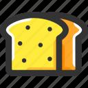 baking, bread, food